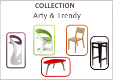 Collection Arty & Trendy
