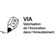 Lien vers l'Association VIA (Valorisation de l'Innovation dans l'Ameublement)
