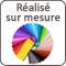 Réalisation sur mesure et Personnalisation