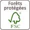 Forêts protégées - FSC