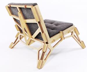 Chair23D de Gustav Duesing