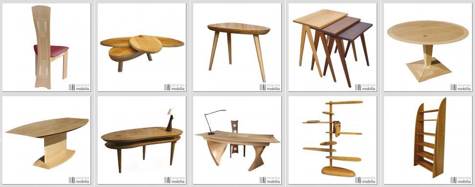 des meubles d 39 art pi ces uniques d 39 b nisterie le blog. Black Bedroom Furniture Sets. Home Design Ideas