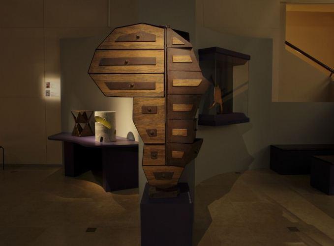 Musee Dapper-Design en Afrique-Alassane Drabo-Cadre d'Union