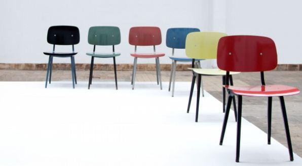 Friso Kramer - Revolt Chair - Galerie Catherine Houard