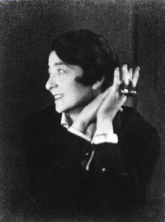 Portrait d'Eileen Gray - ©Berenice Abbott - Paris 1926