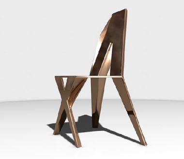 1Pulsif Design - Chaise Donna - Gamme Eleganza - Design
