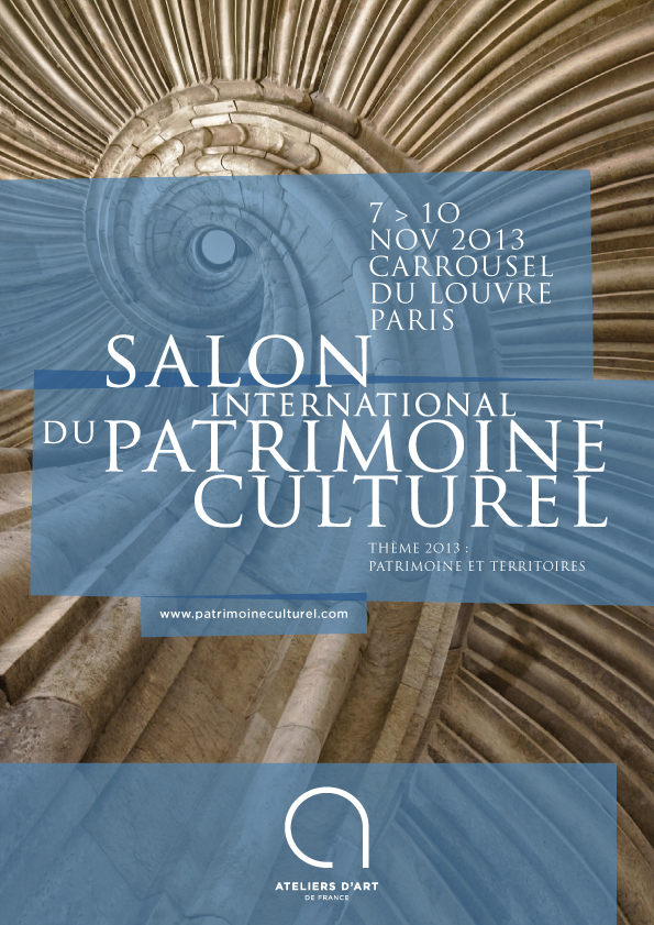 Salon international du patrimoine culturel paris en 2013 for Salon du patrimoine